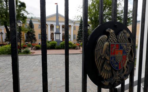Конфликт Армении и Азербайджана.