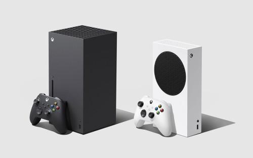 Консоли Xbox Series X и Xbox Series S