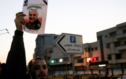 Фото:Nazanin Tabatabaee / Reuters