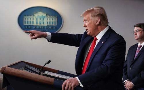 Фото:Jonathan Ernst / Reuters