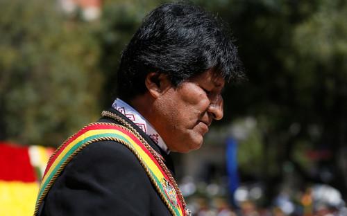 Эво Моралес