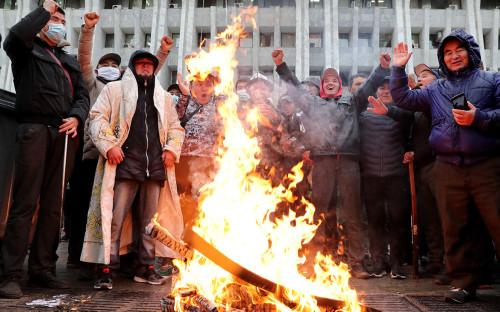 Фото:Игорь Коваленко / EPA / ТАСС