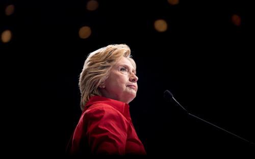<p>Кандидат на&nbsp;пост президента США от&nbsp;демократов Хиллари Клинтон</p>