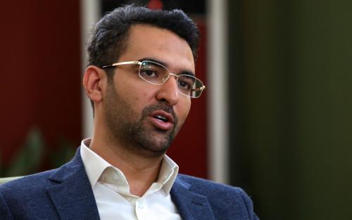 Министр информационных технологий Ирана Джавад Азари Джахроми