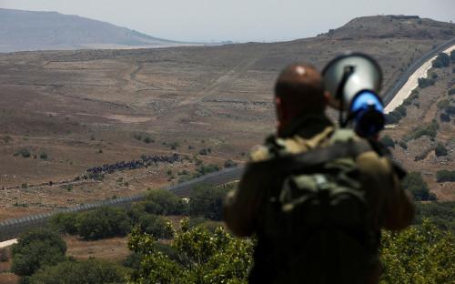 Фото:Ronen Zvulun / Reuters