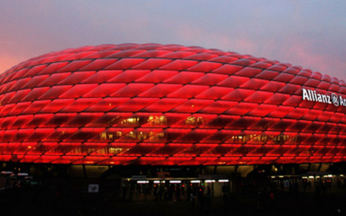 """Фото: """"Альянц-Арена"""" (Фото: Getty Images)"""