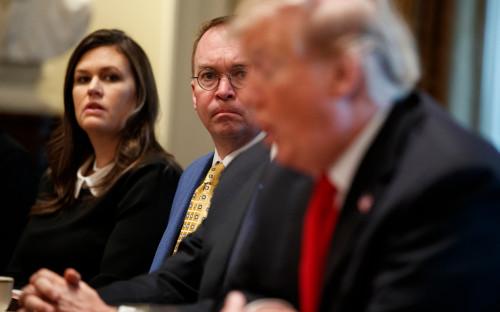 Демократы вновь запросили у Минфина США налоговые декларации Трампа