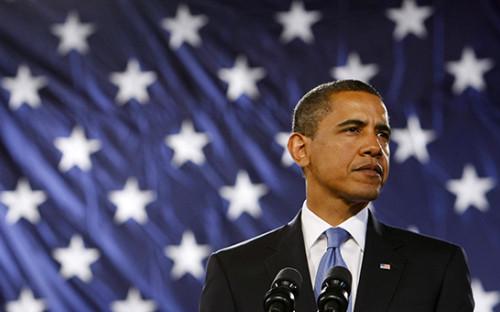 <p>Президент США Барак Обама</p>  <p></p>