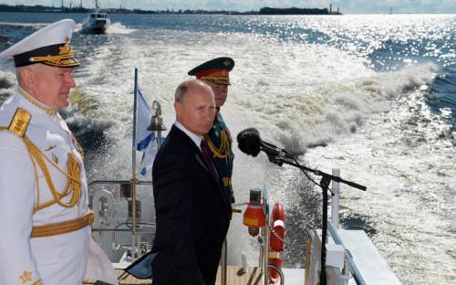 Николай Евменов, Владимир Путин и Сергей Шойгу