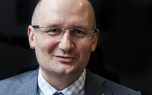 Гендиректор «Проминвеста» («внучка» «Ростеха») и совладелец компании «Заслон» Александр Горбунов