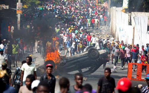 Фото:AP / Dieu Nalio Chery