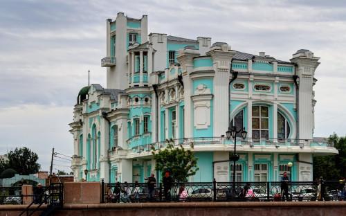 Астраханская биржа