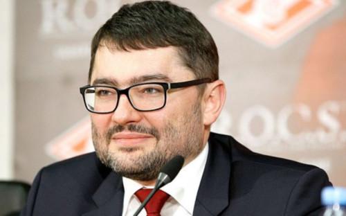 """Фото:Александр Атаманенко (Фото: сайт """"Спартака"""")"""