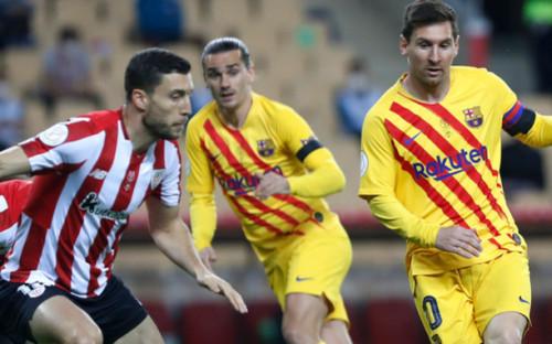 "Фото: ""Атлетик"" - ""Барселона"" (Фото: AP)"