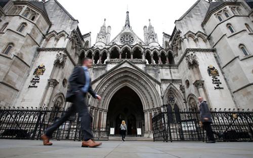 <p>Высокий суд Англии в Лондоне</p>  <p></p>