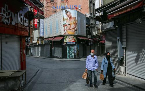 Фото:Hakan Akgun / Keystone Press Agency / Global Look Press