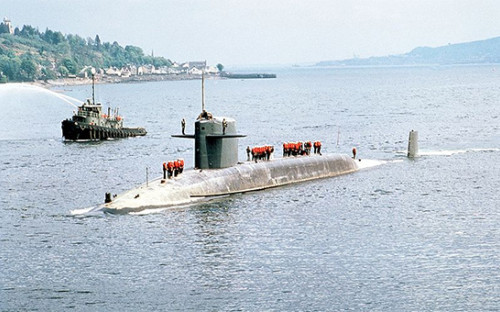 <p>Подводная&nbsp;лодка&nbsp;типа James Madison</p>  <p></p>