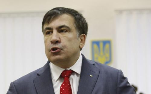 <p>Михаил Саакашвили</p>