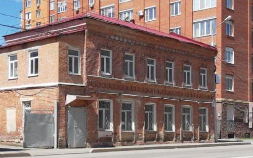 «II дом усадьбы Набатовых» на ул. Карла Маркса, 45