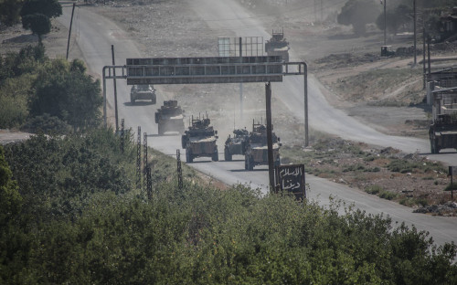 Фото:Azalden Idlib / INA Photo Agency / Global Look Press