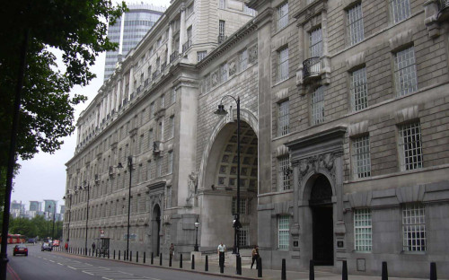 Здание MI5