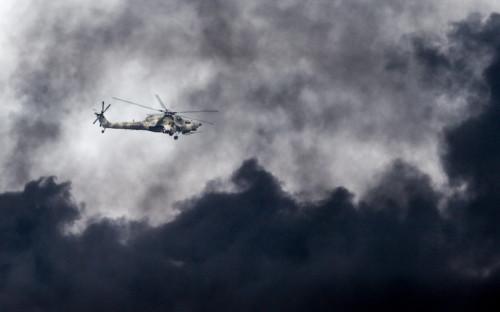 <p>Вертолет Ми-28</p>  <p></p>