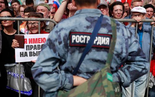 Собянин перед акцией у мэрии заявил об опасности «попыток ультиматумов»