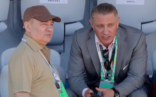 Аркадий и Борис Ротенберг