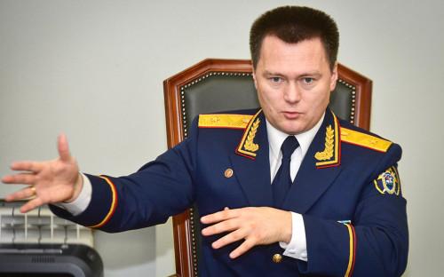 <p>Игорь Краснов</p>