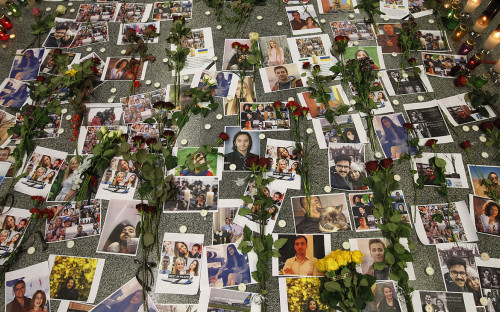 Фотографии погибших пассажиров&nbsp;Boeing &laquo;Международных авиалиний Украины&raquo;<br /> &nbsp;