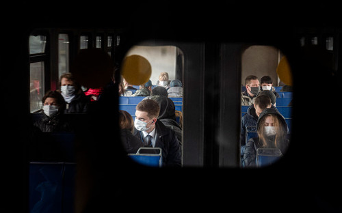Фото: Виктор Березкин / AP