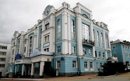 ЗданиеЕкатеринбургской епархии.