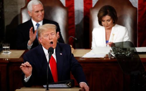 Фото:Patrick Semansky / AP