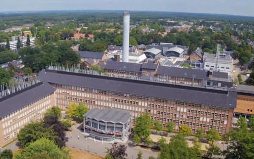 Здание национального института общественного здравоохранения и окружающей среды (RIVM)