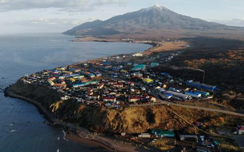 Остров Итуруп