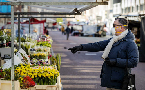 Фото: Robin Van Lonkhuijsen / ТАСС