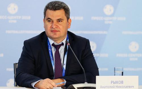 Анатолий Рыков