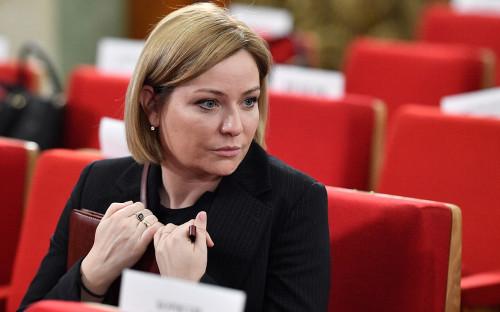 <p>Ольга Любимова</p>