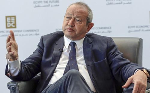 Египетский бизнесмен Нагиб Савирис
