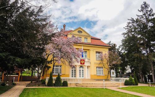 Посольство России в Словакии
