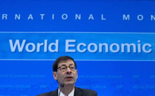 <p>Главный экономист МВФ Морис Обстфельд</p>