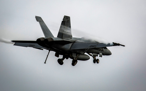 Истребитель F/A-18E