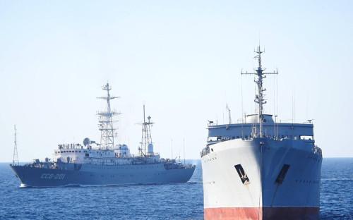 Фото:ВМС ВС Украины / Facebook