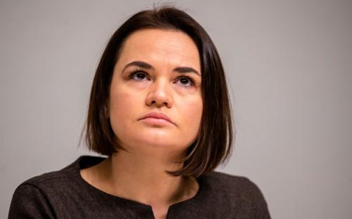 Светлана Тихановская