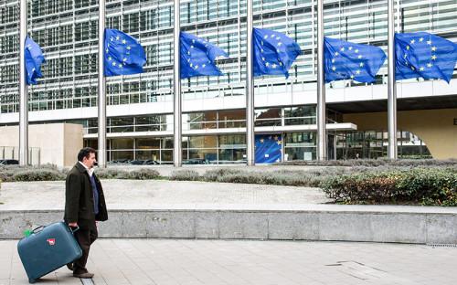 """<strong><span style=""""font-size:16px;"""">Официальное сообщение Еврокомиссии</span>,</strong> 27 сентября 2011 года  <p></p>  <p>&laquo;Еврокомиссия расследует потенциально возможные действия, идущие вразрез со свободной конкуренцией, по поставкам газа в центральных и восточных государствах ЕС&raquo;.</p>"""