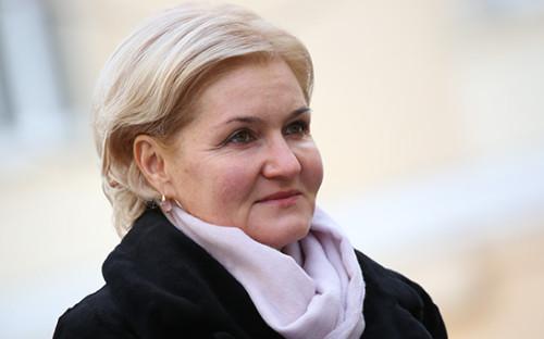 <p>Ольга Голодец</p>  <p></p>