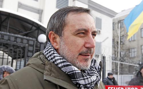 <p>Один из организаторов энергетической и продовольственной блокады Крыма Ленур Ислямов</p>  <p></p>