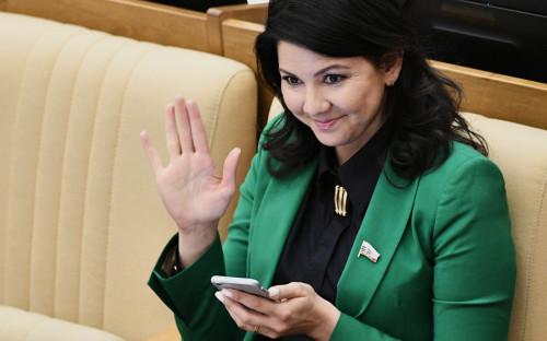 Инга Юмашева