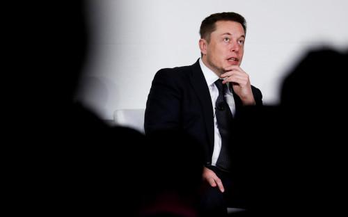 <p>Илон Маск</p>  <p></p>