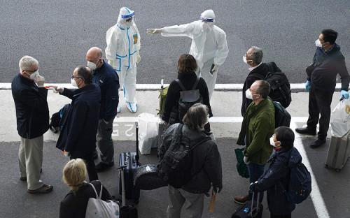 Американские ученые изучат доклад ВОЗ о происхождении коронавируса